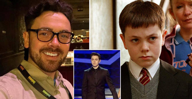 Ray Quinn shot to fam on The X Factor