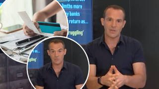 Martin Lewis has warned viewers of high interest rates