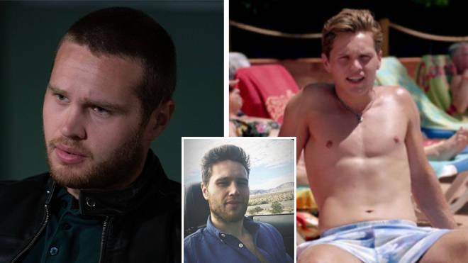Danny Walters has starred in EastEnders and Benidorm