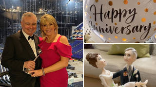 Ruth Langsford has revealed what Eamonn Holmes bought her