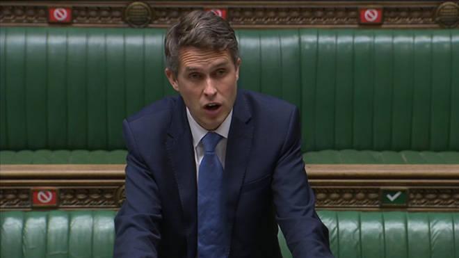 The Education Secretary, Gavin Williamson, said school will soon be compulsory again