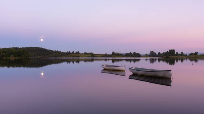 Loch Rusky, Scotland