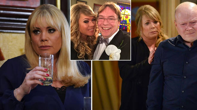 Letita Dean has been on EastEnders for more than 30 years