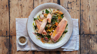 This light dish is perfect for warmer weather