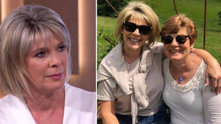 Ruth Langsford's sister died last year