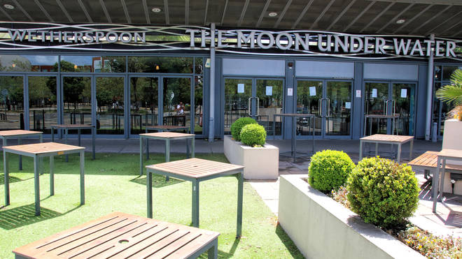 Wetherspoons pubs will be opening their doors again