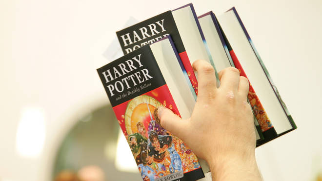 The parents told their daughter she was a witch since they started reading her the Harry Potter books