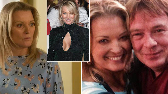 Gillian Taylforth joined EastEnders as Kathy Beale in 1985
