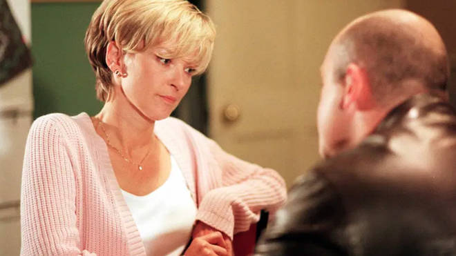 Kathy Beale has been on EastEnders since the beginning