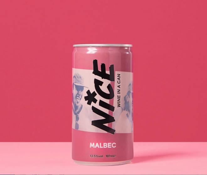 Canned wine - Nice drinks