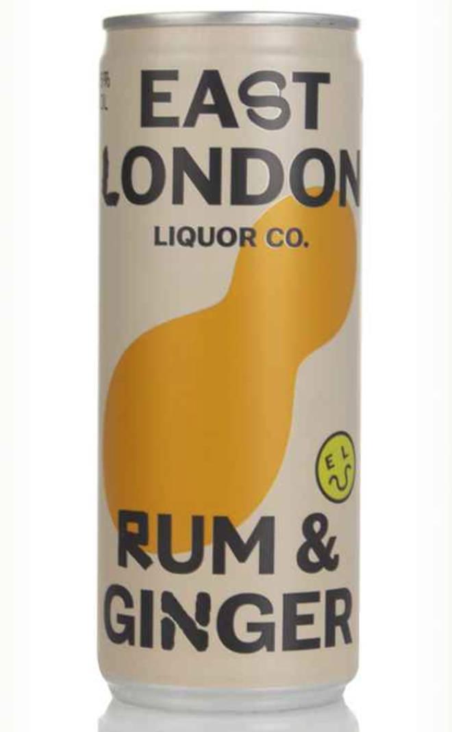 Rum & Ginger