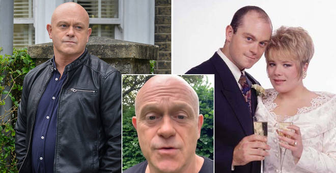 Ross Kemp has played Grant Mitchell since 1990