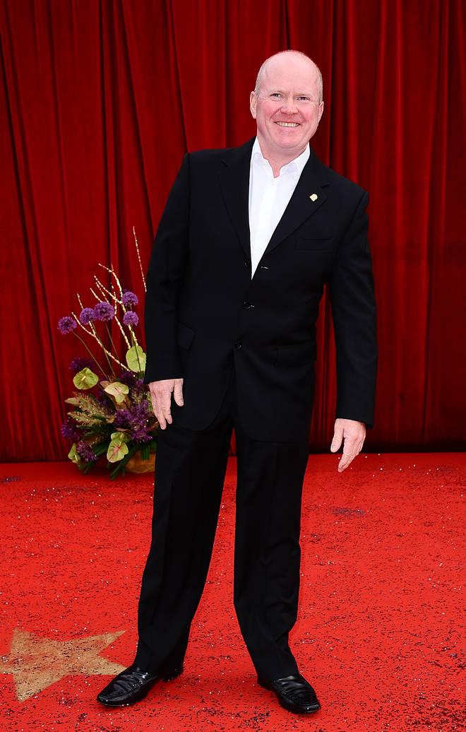 Steve McFadden has been on EastEnders for 30 years