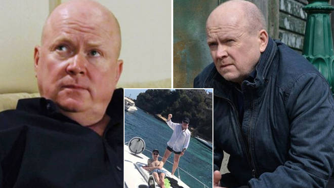 Phil Mitchell has been on EastEnders since 1990