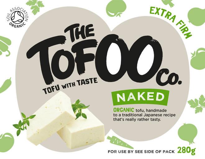 Tofoo's tofu block