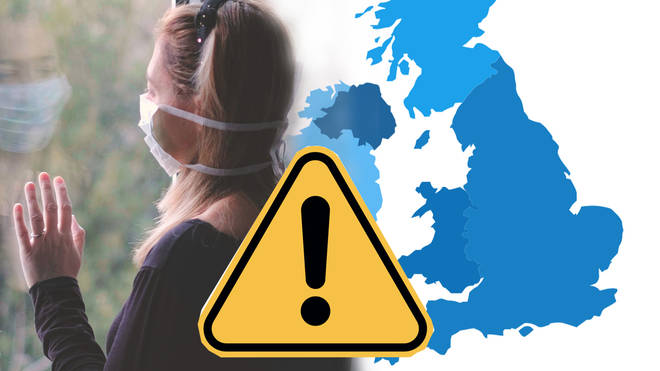 Local lockdown could face other areas in England