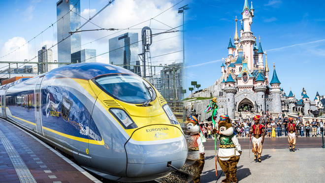 Their direct services from London to Amsterdam and Disneyland Paris will be starting again in a matter of weeks