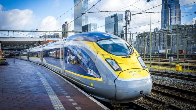 Eurostar will also be offering customers more flexibility with their journeys