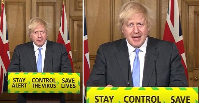 Boris Johnson is yet to schedule his next speech