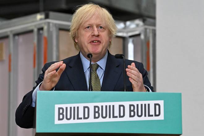 Boris Johnson is set to discuss the new air bridges soon