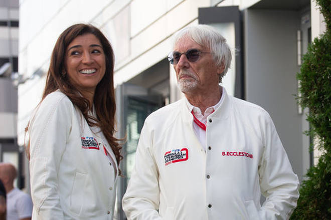 Bernie and Fabiana have welcomed a baby son