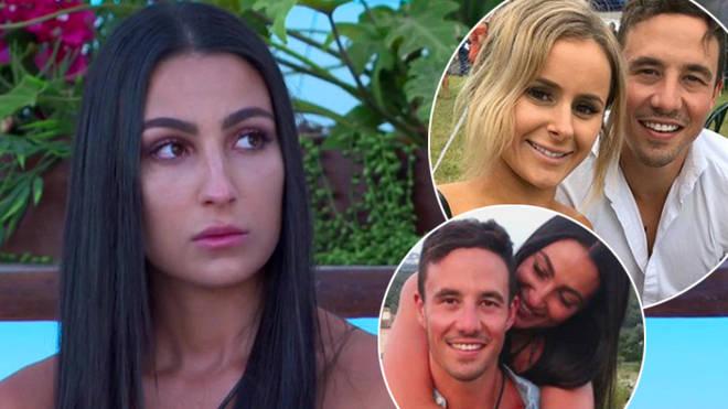 Love Island Australia's Grant Crapp had a secret girlfriend