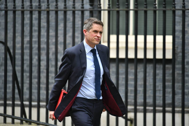 The Education Secretary said that financial support to help children catch up on learning will also be offered in a £1billion COVID catch-up package