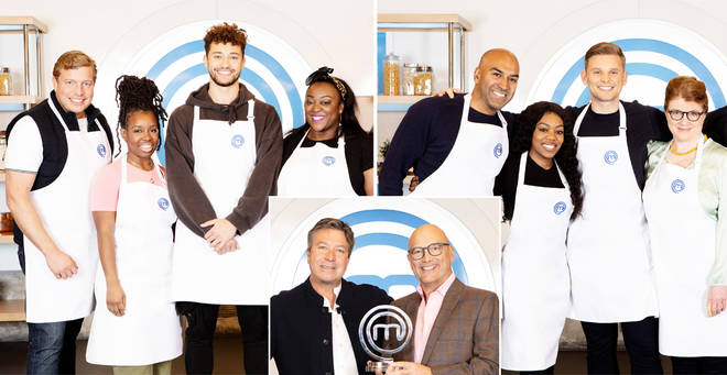 See the full Celebrity Masterchef 2020 line up