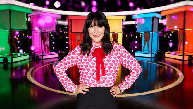 Naked Attraction is hosted by Anna Richardson