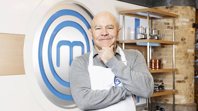 Dom Littlewood on Celebrity Masterchef