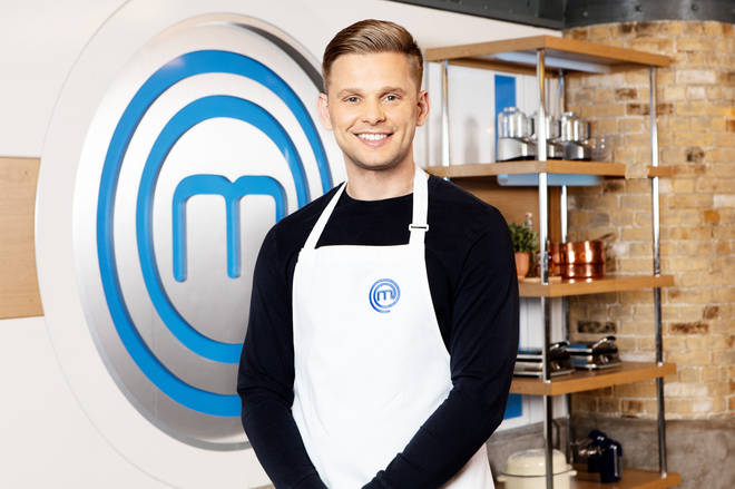 Jeff Brazier on Celebrity Masterchef