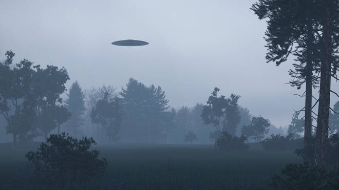 UFOStalker.com says there has been 61 sightings across the world in the past week, and a massive 363 in the last month