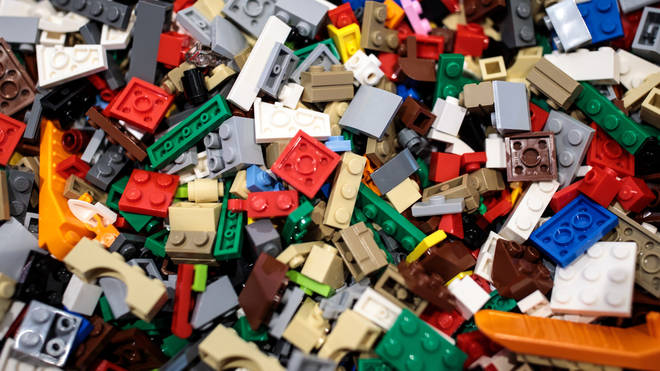 Don't throw away all the old lego just yet