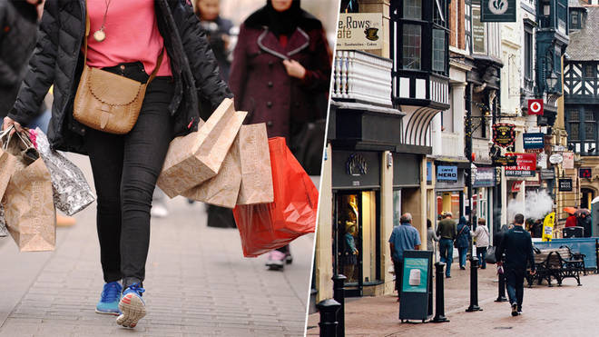 The government has been urged to give out shopping vouchers
