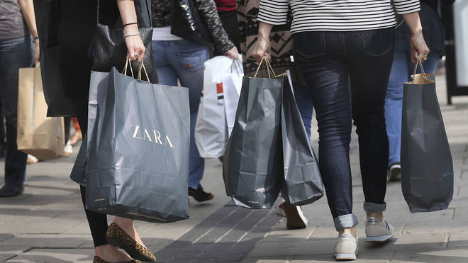 Families could receive £500 vouchers to spend on the high street