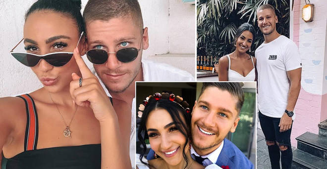 Tayla Damir and Dom Thomas dated after Love Island Australia