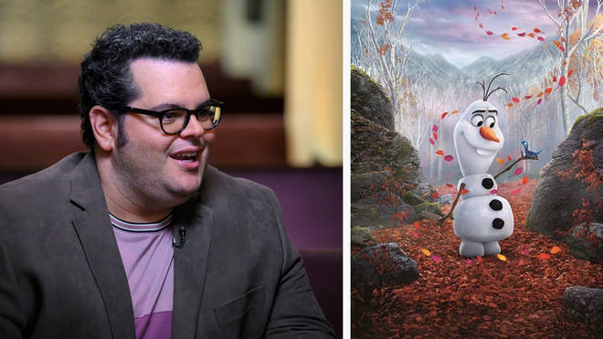 Josh Gad speaks to Heart's Showbiz Hub about Frozen 2