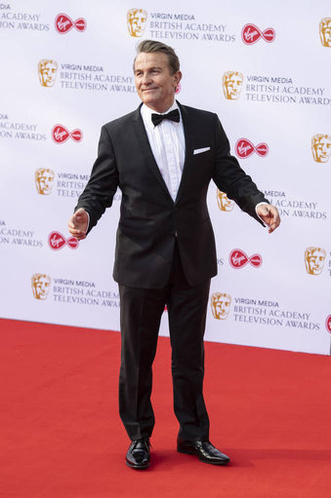 Bradley Walsh has opened up about his health scare