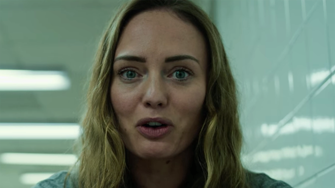 Laura Haddock plays Zoe in White Lines
