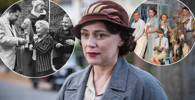 The Durrells is based on a true story