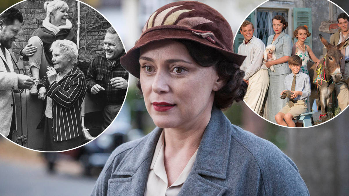 Is the Durrells based on a true story?