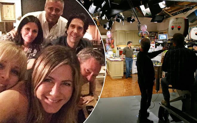 The Friends cast will reunite very soon for us all to watch
