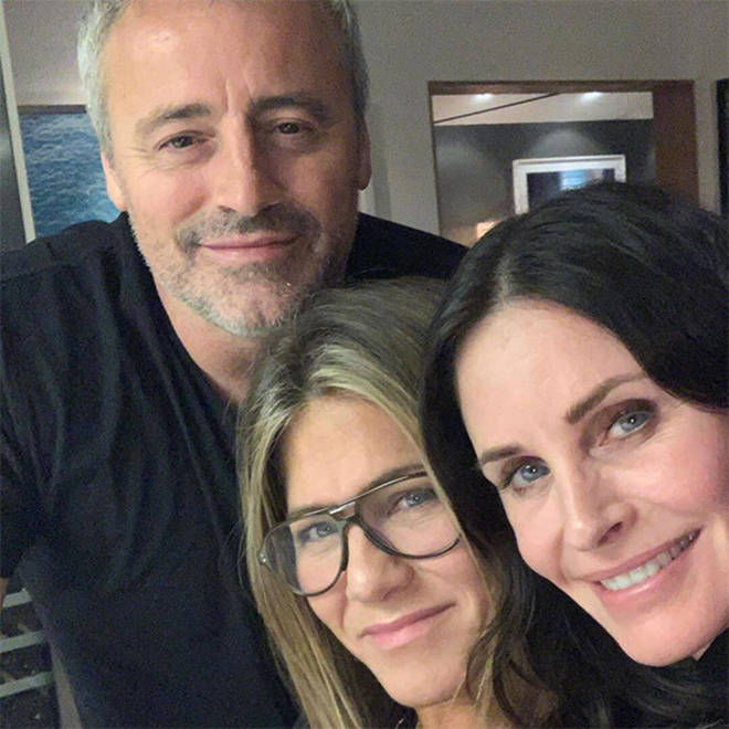 The cast often meet up and are still close