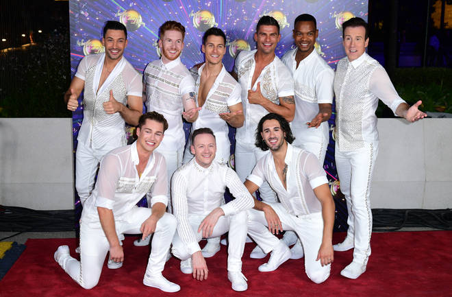2019's professional males dancers