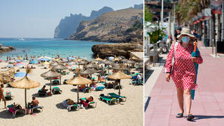 Demand for Spanish holidays is set to surge in the coming weeks