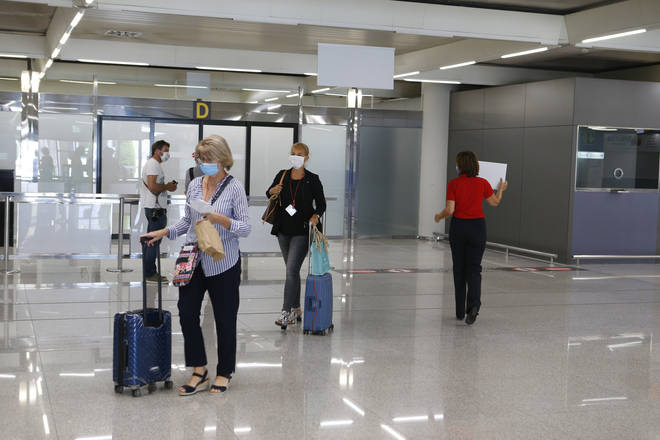 Brits will be able to travel to Spain without having to quarantine when they arrive home