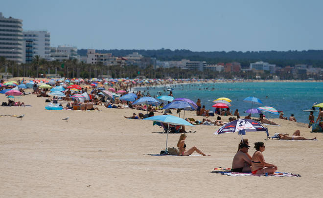 Demand for Spanish holidays is set to surge