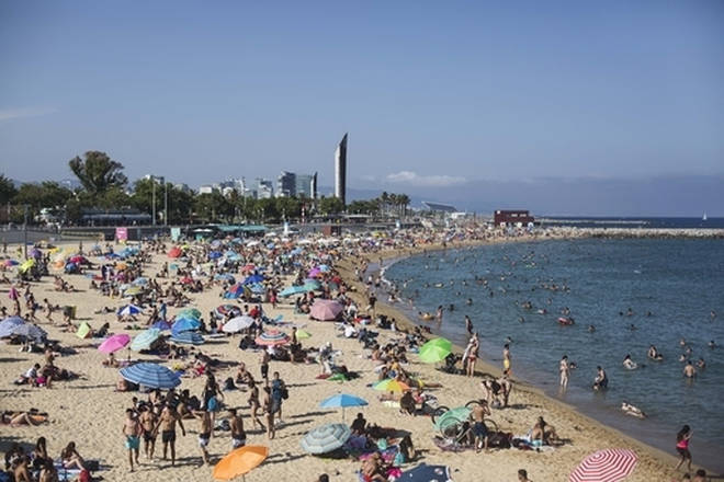 Many Brits are planning to head to Spain for a getaway this summer