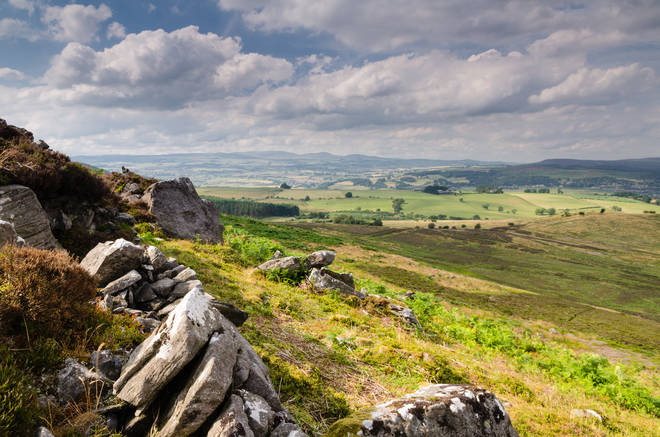Rothbury in Northumberland comes in at number five (stock image)