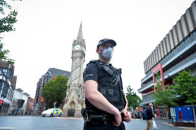 Matt Hancock announced that Leicester would be resuming lockdown measures last week